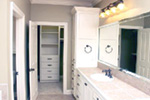 Cabin & Cottage House Plan Master Bathroom Photo 01 - 077D-0184 | House Plans and More