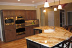 Ranch House Plan Kitchen Photo 01 - 077D-0227 | House Plans and More