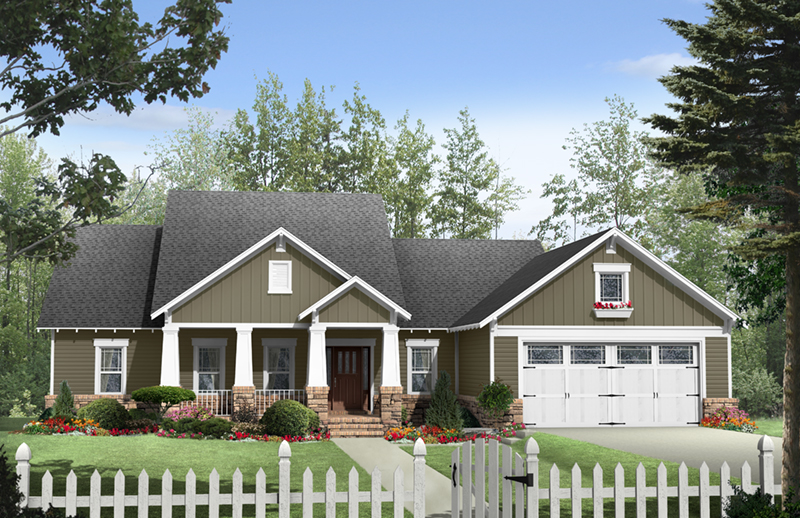 creekmont craftsman cottage house plan