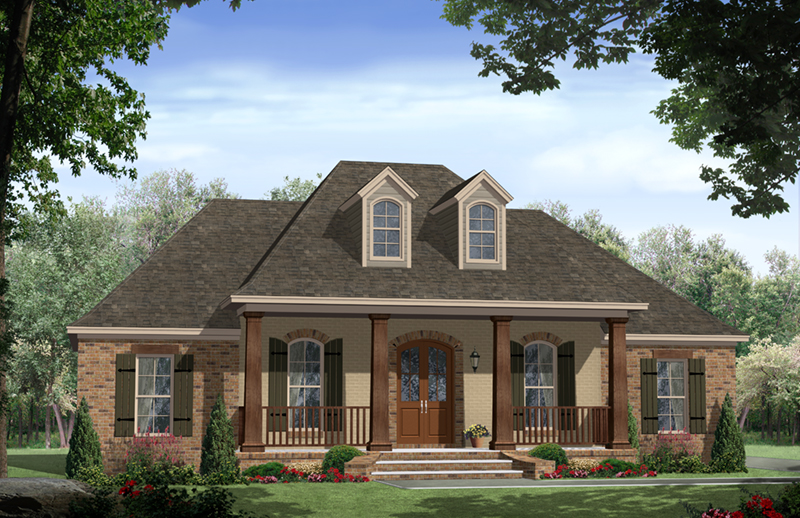 parkwood hill country home plan 077d-0284 | house plans and more