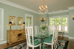 Arts and Crafts House Plan Dining Room Photo 01 - 079D-0001 | House Plans and More