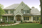 Traditional Two-Story Home With Subtle Craftsman Influence