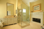 Luxury House Plan Master Bathroom Photo 01 - 079D-0001 | House Plans and More