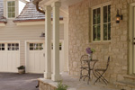 Traditional House Plan Side Entry Photo 01 - 079D-0001 | House Plans and More