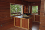 A-Frame Home Plan Kitchen Photo 01 - 080D-0001 | House Plans and More
