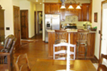 Rustic Home Plan Kitchen Photo 03 - 080D-0003 | House Plans and More