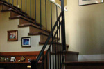Vacation Home Plan Stairs Photo 01 - 080D-0003 | House Plans and More