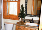 Cabin & Cottage House Plan Bathroom Photo 01 - 080D-0004 | House Plans and More