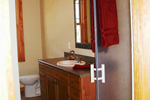 Vacation Home Plan Bathroom Photo 03 - 080D-0004 | House Plans and More