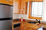Cabin and Cottage Plan Kitchen Photo 02 - 080D-0004 | House Plans and More