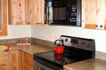 Cabin and Cottage Plan Kitchen Photo 03 - 080D-0004 | House Plans and More