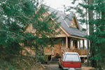 Lake House Plan Front Photo 02 - 080D-0007 | House Plans and More