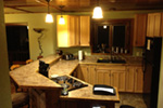 Lake House Plan Kitchen Photo 02 - 080D-0007 | House Plans and More