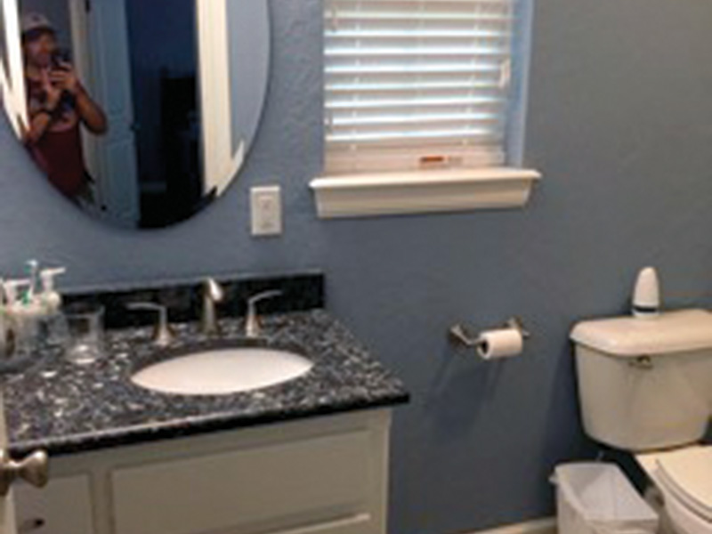 Ranch House Plan Bathroom Photo 01 - 080D-0012   House Plans and More