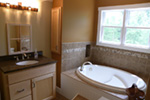 Ranch House Plan Bathroom Photo 02 - 080D-0012   House Plans and More