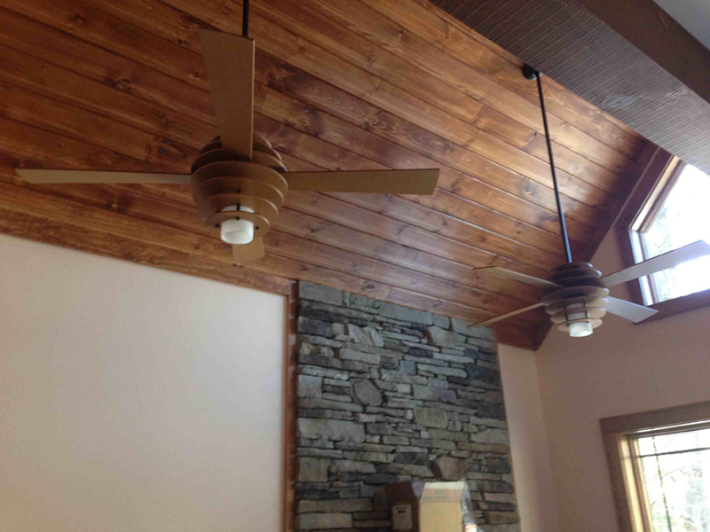 Ranch House Plan Ceiling Photo - 080D-0012   House Plans and More