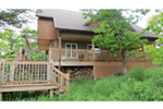 Ranch House Plan Deck Photo 03 - 080D-0012   House Plans and More