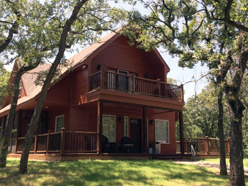 Ranch House Plan Front Photo 10 - 080D-0012   House Plans and More