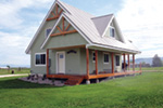 Traditional House Plan Front Photo 02 - 080D-0012 | House Plans and More