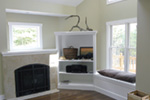 Ranch House Plan Great Room Photo 02 - 080D-0012   House Plans and More