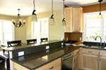 Traditional House Plan Kitchen Photo 01 - 080D-0012 | House Plans and More