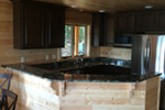 Ranch House Plan Kitchen Photo 05 - 080D-0012   House Plans and More