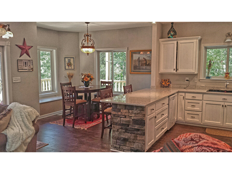 Ranch House Plan Kitchen Photo 08 - 080D-0012   House Plans and More