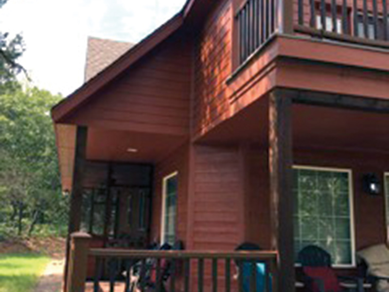 Ranch House Plan Porch Photo 01 - 080D-0012   House Plans and More