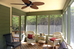 Ranch House Plan Porch Photo 02 - 080D-0012   House Plans and More