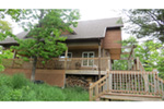 Ranch House Plan Side Photo 03 - 080D-0012   House Plans and More