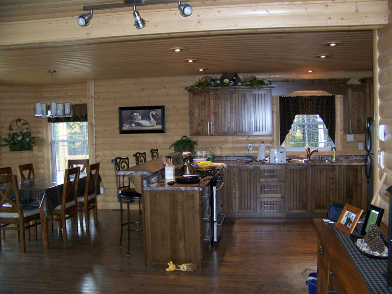 Waterfront House Plan Kitchen Photo 01 - 080D-0013 | House Plans and More
