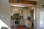 Rustic Home Plan Kitchen Photo 02 - 080D-0014 | House Plans and More