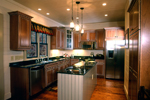 Rustic Home Plan Kitchen Photo 01 - 082D-0065 | House Plans and More