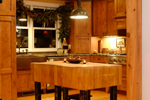 Rustic Home Plan Kitchen Photo 01 - 082D-0066 | House Plans and More