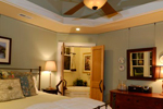 Craftsman House Plan Master Bedroom Photo 02 - 082D-0066 | House Plans and More
