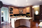 Acadian House Plan Kitchen Photo 02 - 082S-0003 | House Plans and More