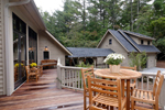 Mountain Home Plan Deck Photo 01 - 082S-0004 | House Plans and More