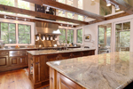 Rustic Home Plan Kitchen Photo 01 - 082S-0004 | House Plans and More