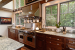 Rustic Home Plan Kitchen Photo 02 - 082S-0004 | House Plans and More
