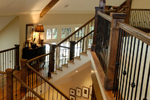 Vacation Home Plan Stairs Photo 02 - 082S-0004 | House Plans and More