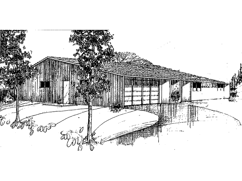 Idaho Springs Mountain Home Plan 085d 0022 House Plans: low pitch roof house plans