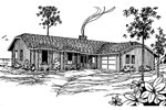 Rustic Ranch Home Ideal For Any Setting