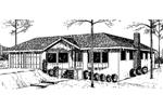 Stylish Ranch Home Perfect For Sunbelt Region