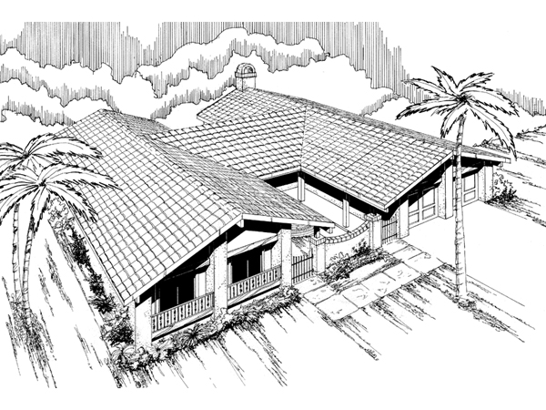 H shaped ranch house plans for H shaped house