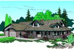 Country Farmhouse Design Provides Comfortable Living