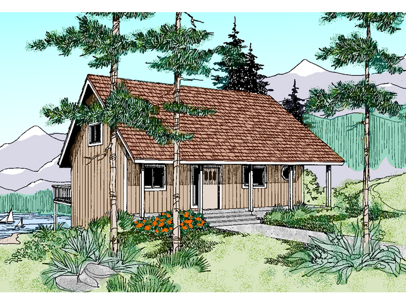 Best of 22 images vacation cottage plans architecture for Summer cottage house plans