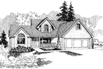 Large Roof Dormer Adds Classic Country Charm