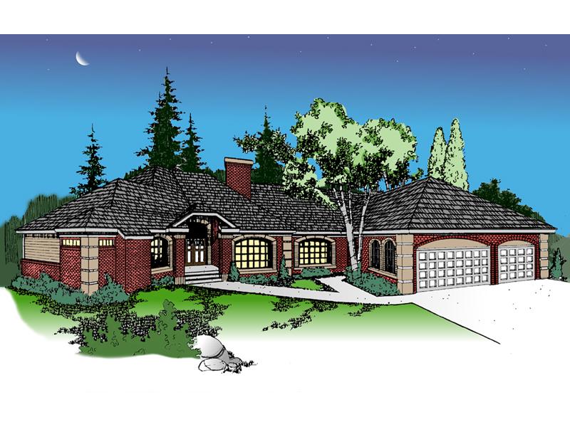 Uniquely Designed Luxury Home Design