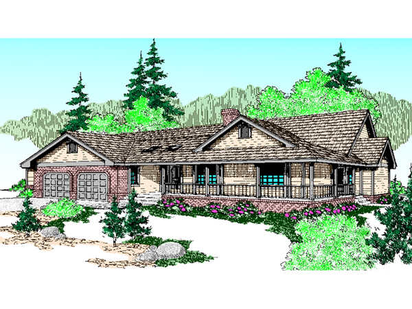 iron mountain ranch home plan 085d 0753 house plans and more