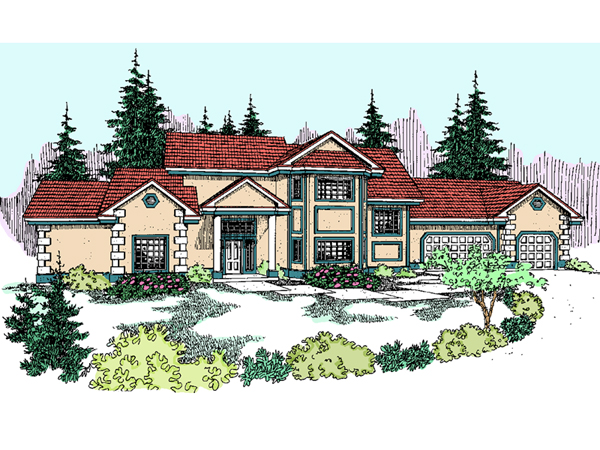Sayre Woods Mountain Home Plan 085d 0816 House Plans And